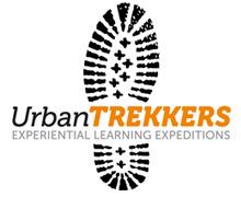 UrbanTrekkers Experiential Learning Expeditions Logo