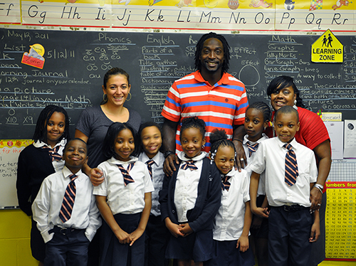 Charles Tillman Wife Charles Tillman The Chicago